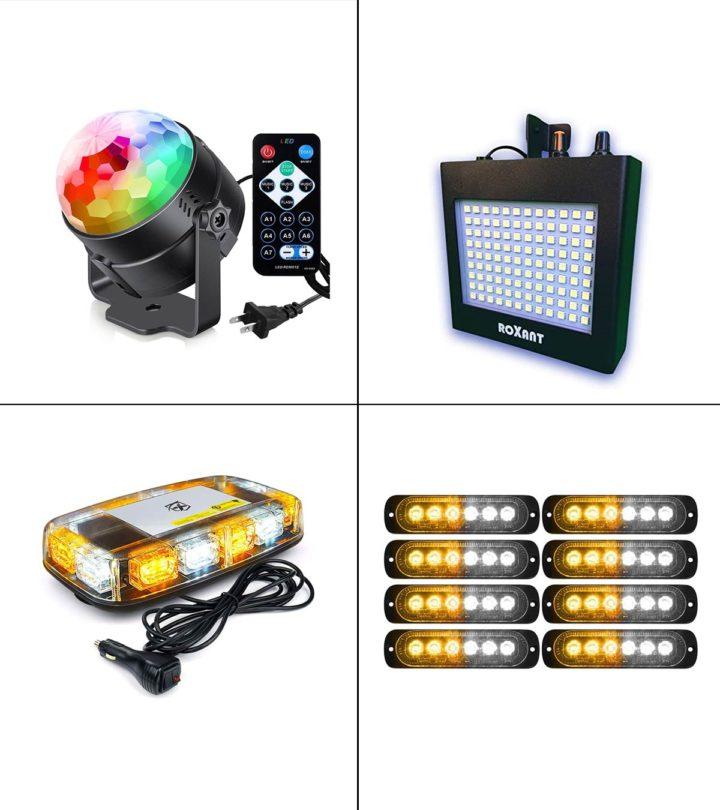 13 Best Strobe Lights To Buy In 2021-1