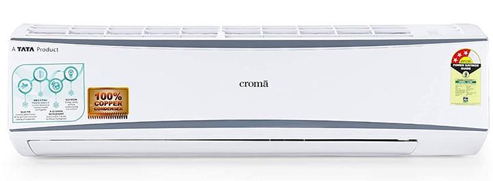 Croma 1.5 Ton 3-Star Air Conditioner