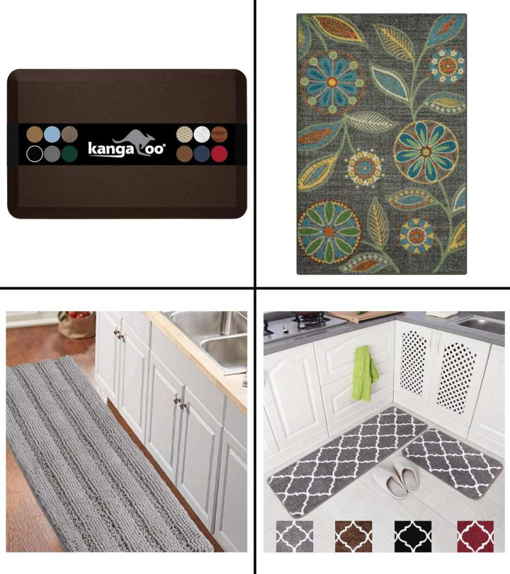 15 Best Area Rugs For The Kitchen