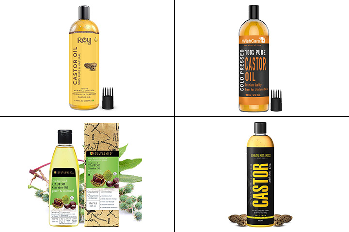 15 Best Castor Oils For Hair In India - 2021