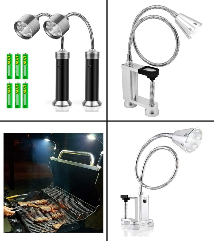 15 Best Grill Lights for outdoor cooking