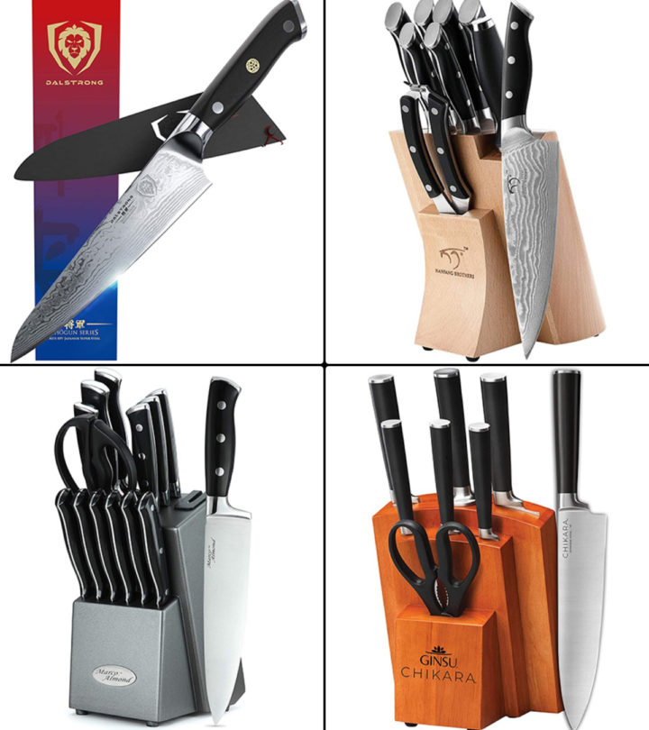15 Best Japanese Kitchen Knives