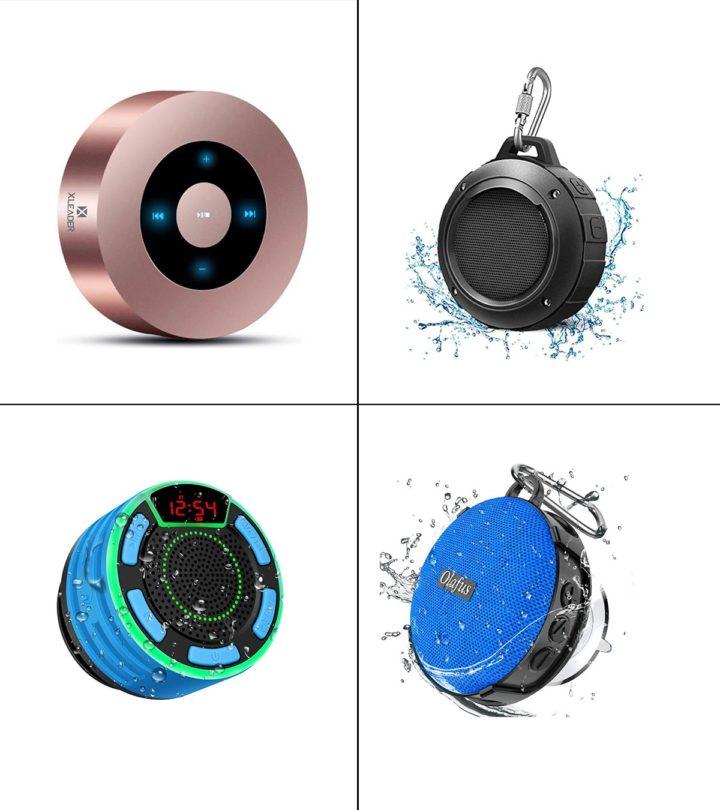 15 Best Shower Speakers In 2021 -2