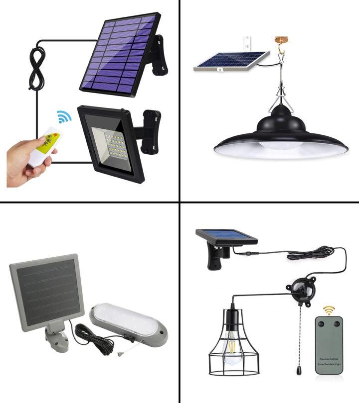 15 Best Solar Shed Lights in 2021