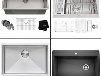 15 Best Undermount Kitchen Sinks