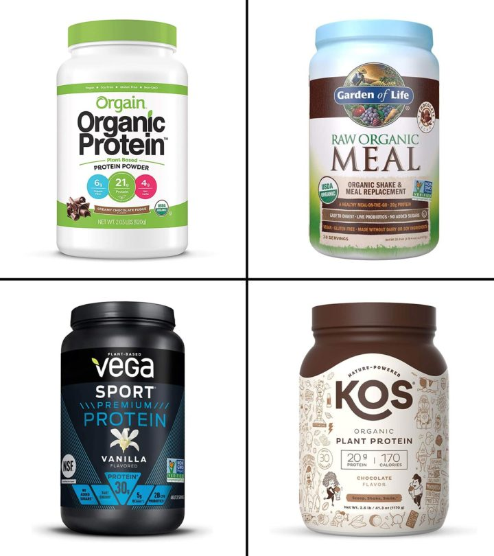 15 Best Vegan Protein Powders For Women In 2021