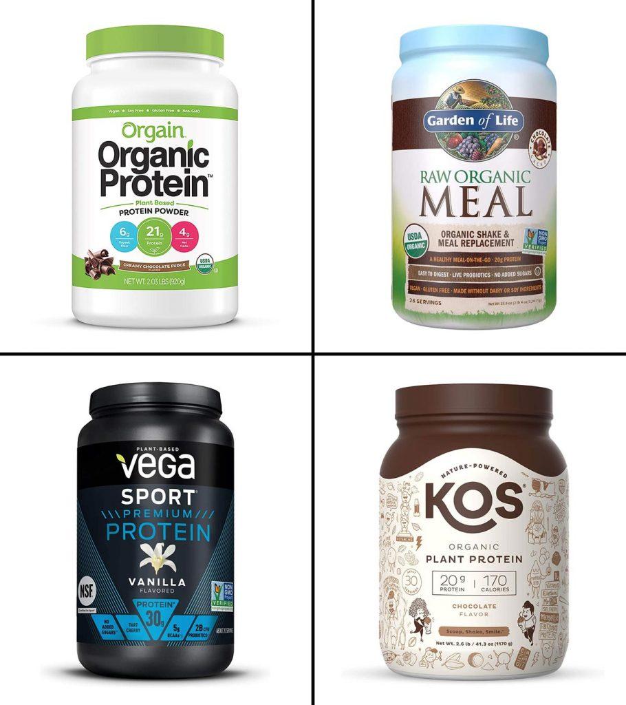 15 Best Vegan Protein Powder For Women In 2021