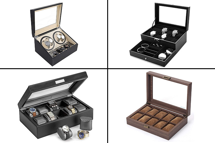 15 Best Watch Boxes and Cases To Buy In 2021