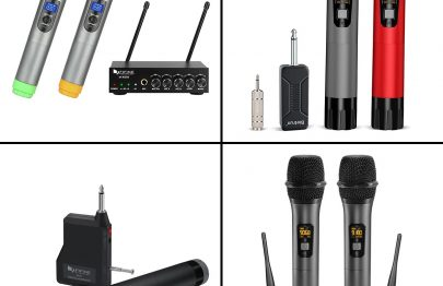15 Best Wireless Microphones To Buy In 2021