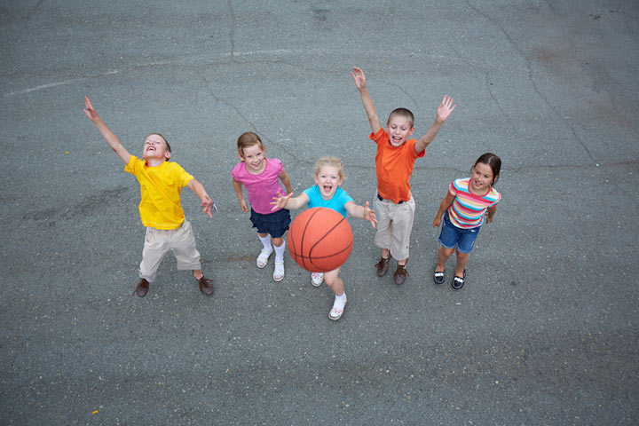 15 Fun Basketball Games For Kids To Play