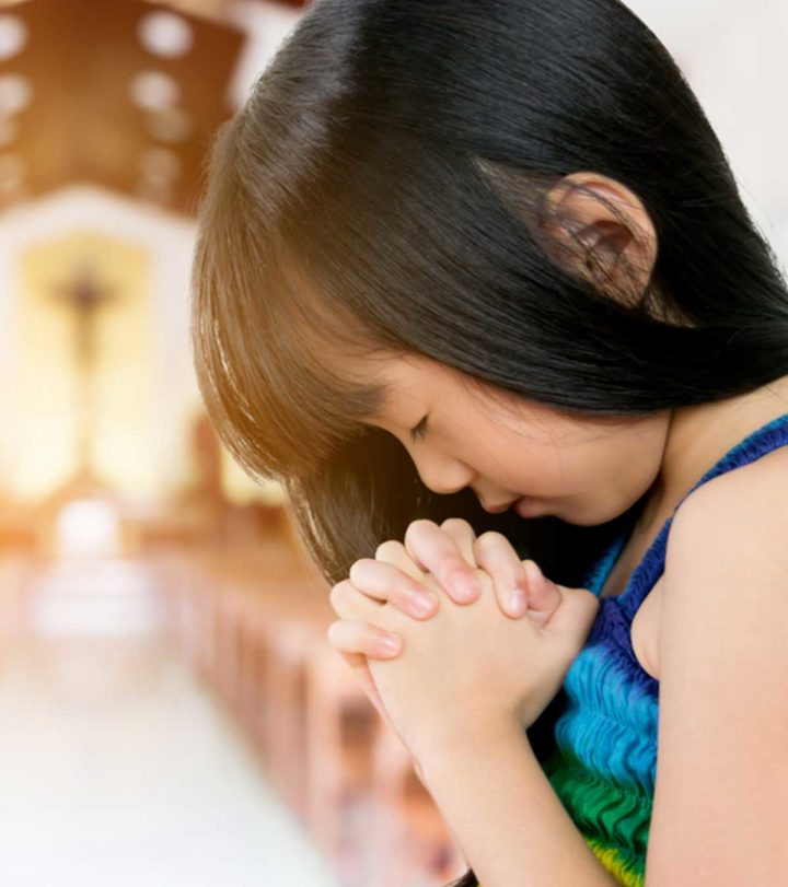 20 Divine Worship Songs For Kids, With Lyrics
