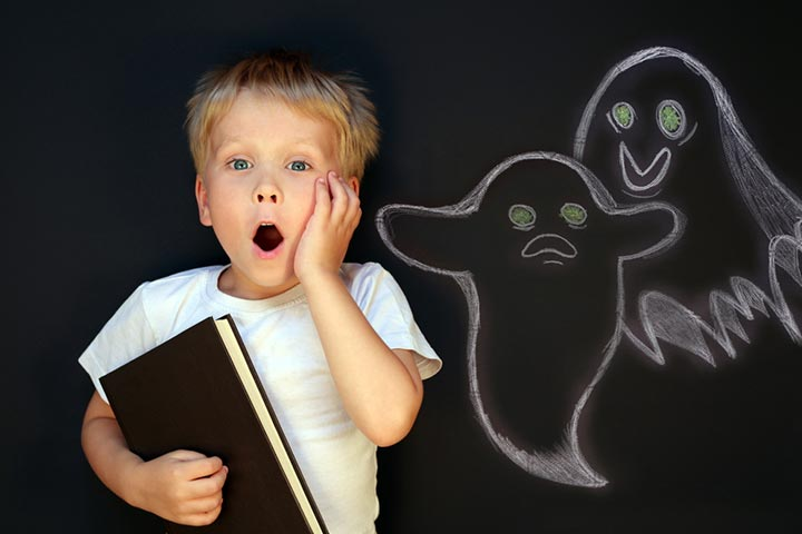 20 Short And Scary Ghost Stories For Children-1