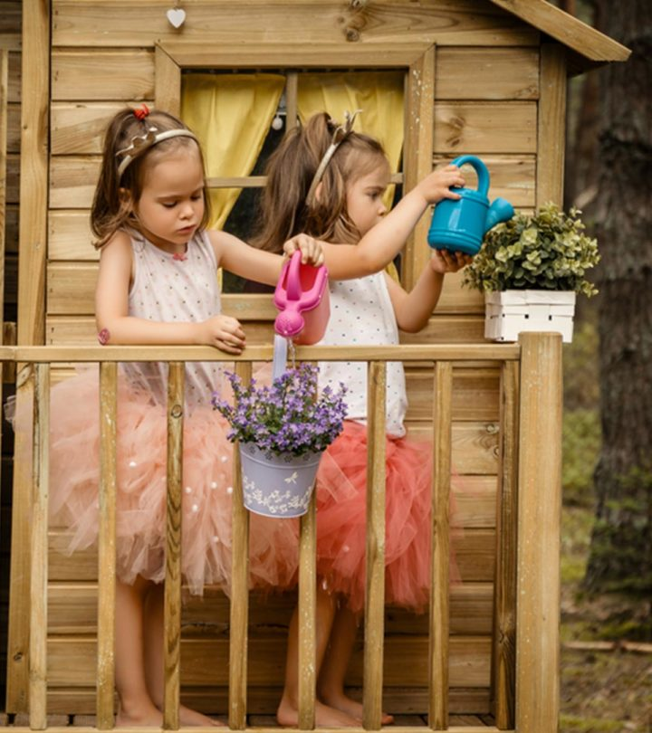 20 Simple DIY Treehouses For Kids, With Pictures