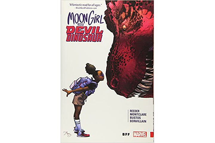 Moon Girl And Devil Dinosaur Vol. 1 BFF by Amy Reeder & Brandon Montclare (11-14 years)