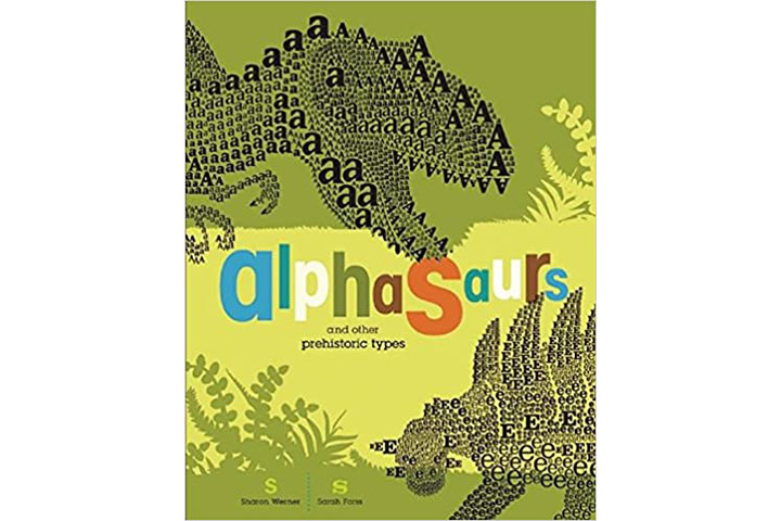 Alphasaurs And Other Prehistoric Types by Sharon Werner (6-12 years)