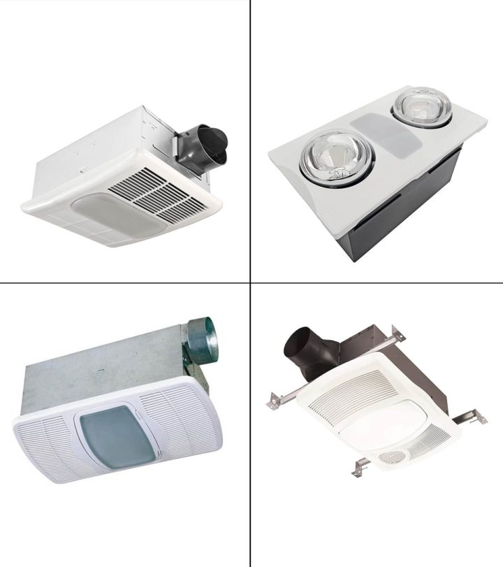 5 Best Bathroom Exhaust Fans With Light And Heater-1