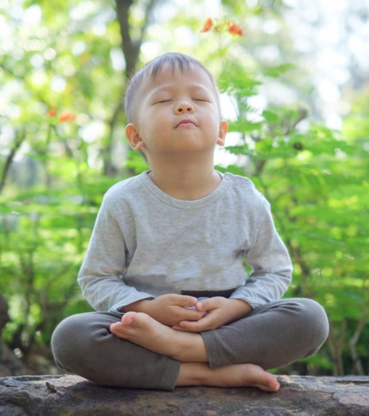 5 Techniques Of Sleep Meditation For Kids And Its Benefits-1