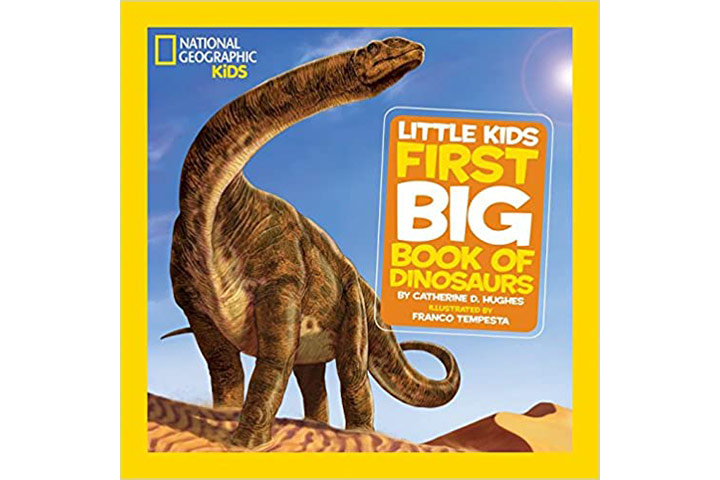 National Geographic Little Kids First Big Book of Dinosaurs (4-8 years)