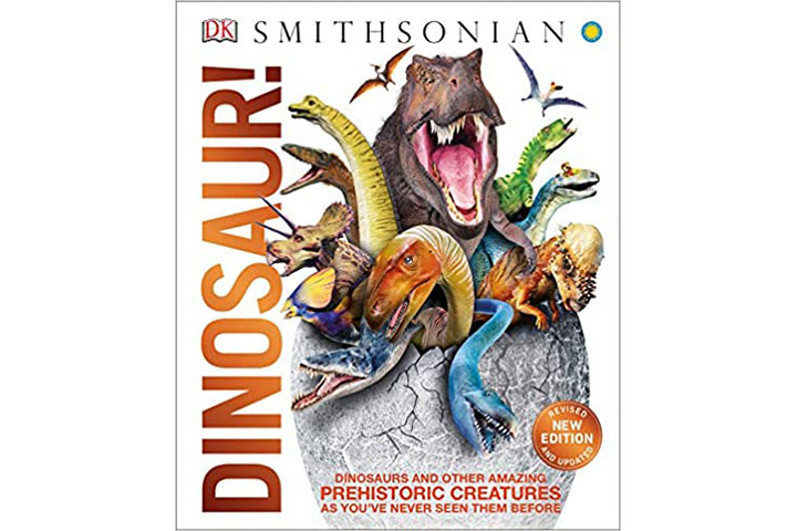 Dinosaur! (Knowledge Encyclopedias) by DK (9-12 years)