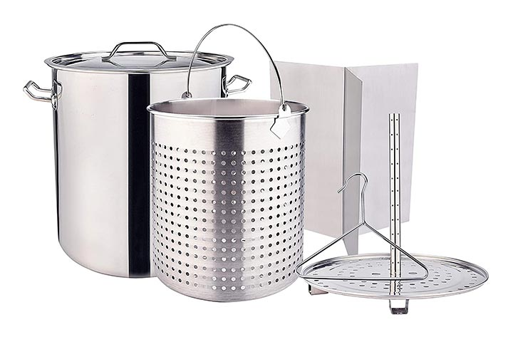 ARC Stainless Steel Stock Pot