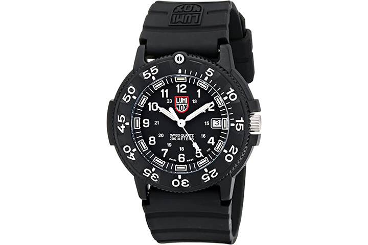 Acquacy Water-Resistant Diving Watch