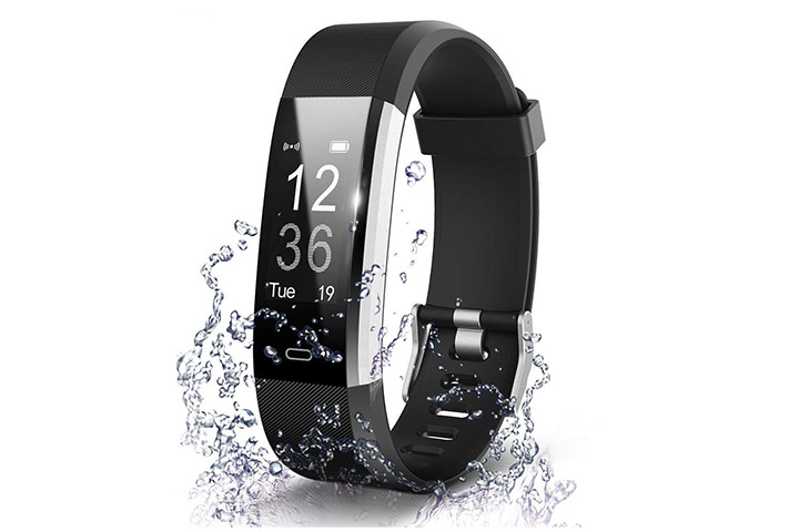 Ainsley Bluetooth Smart Fitness Band