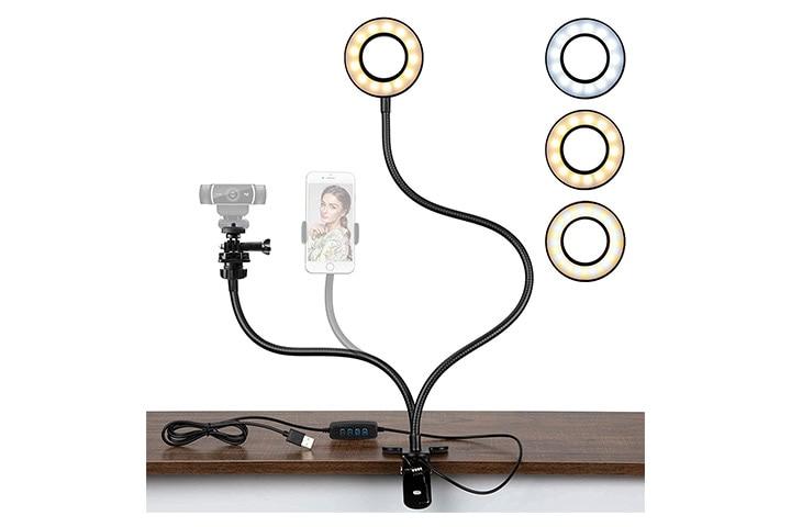 Amada Webcam Light Stand