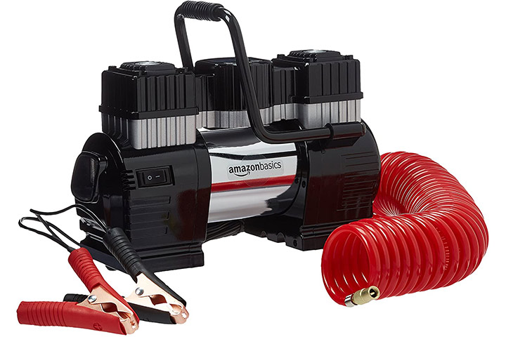 Amazon Basics Portable Air Compressor