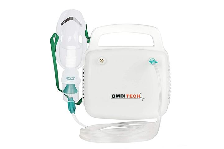 AmbiTech NC 10 Compressor Nebulizer Machine Kit