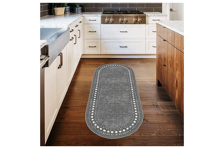 Antep Alfombras Modern Bordered Rugs