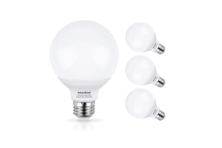 Aooshine 50W G25 LED Bulbs
