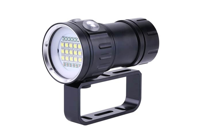Aramox Diving Flashlight
