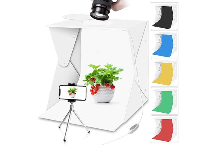 Aureday Mini Photo White Box