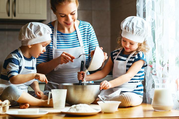 Bake Together