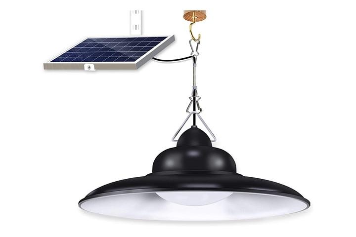 Bemexred Indoor Outdoor Solar Lights