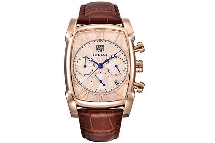 Benyar Chronograph Men's Watch