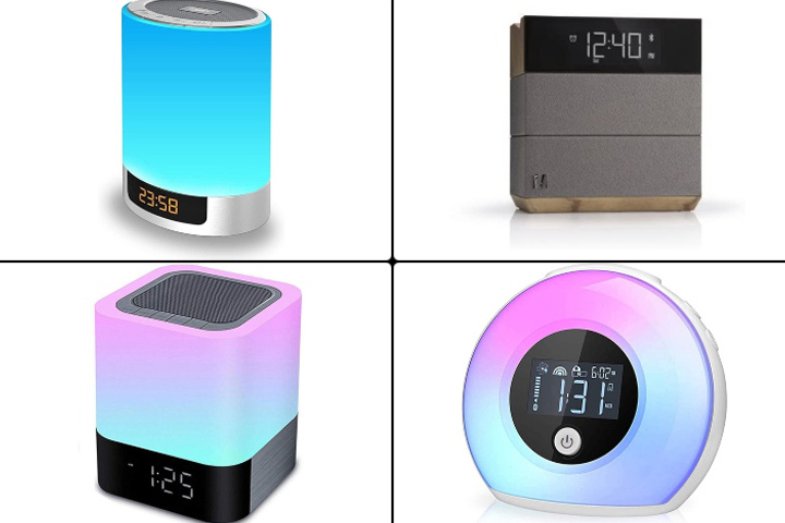 Best Bluetooth Speaker Alarm Clocks in