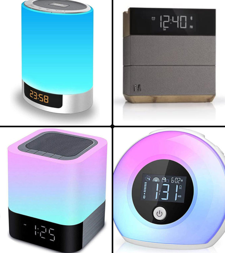 Best Bluetooth Speaker Alarm Clocks in