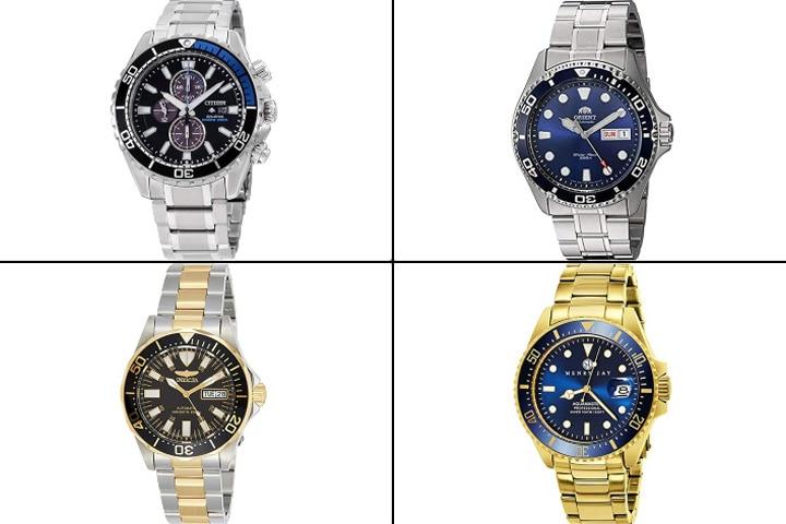 Best Dive Watches Under