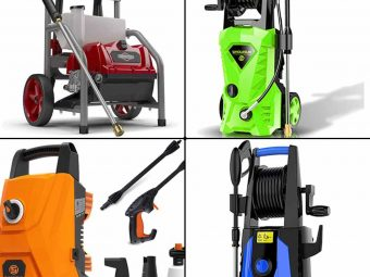 17 Best Electric Pressure Washers To Buy