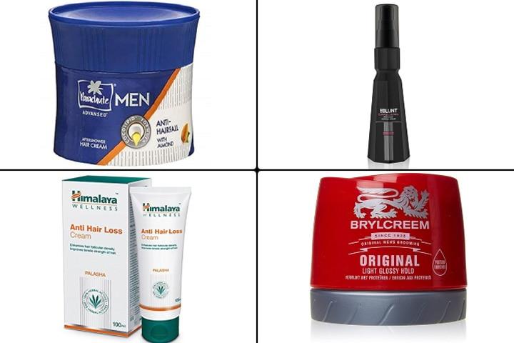Best Hair Creams For Men In India