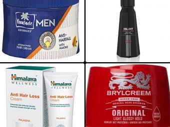 11 Best Hair Creams For Men In India