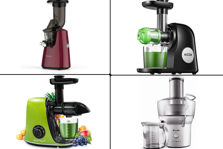 Best Juicers For Leafy Greens In