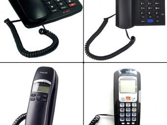 11 Best Landline Phones In India In 2021