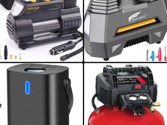 11 Best Portable Air Compressors To Buy