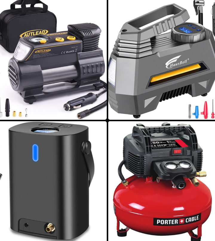 Best Portable Air Compressors To Buy