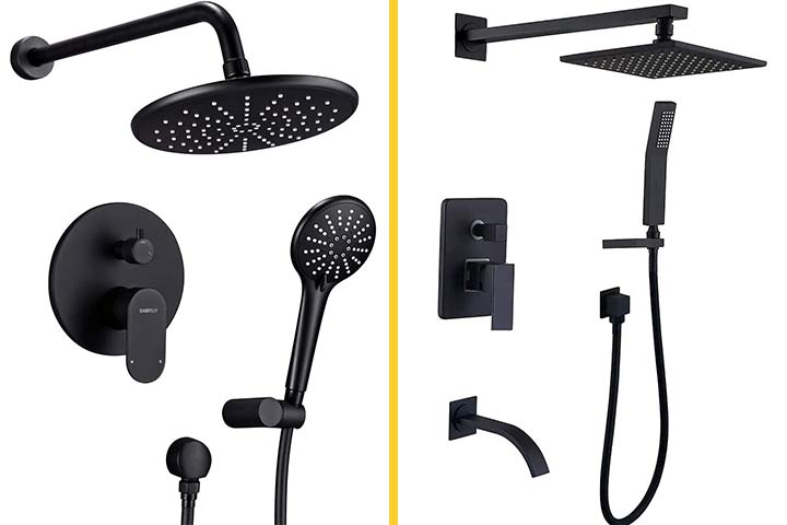 Best Shower Faucet Systems In 2021