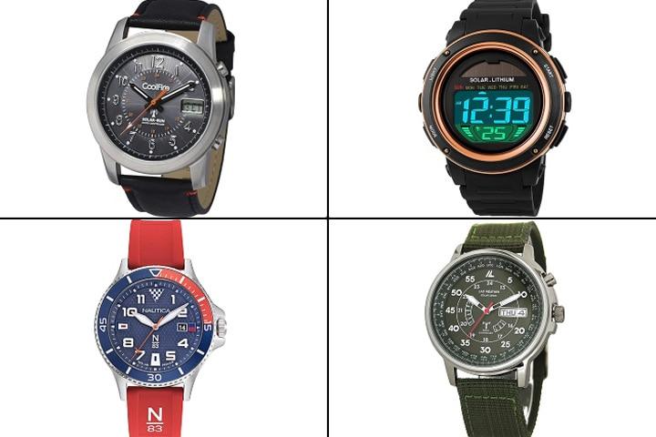 Best Solar Atomic Watches