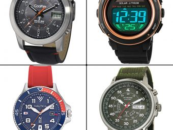 11 Best Solar Atomic Watches In 2021