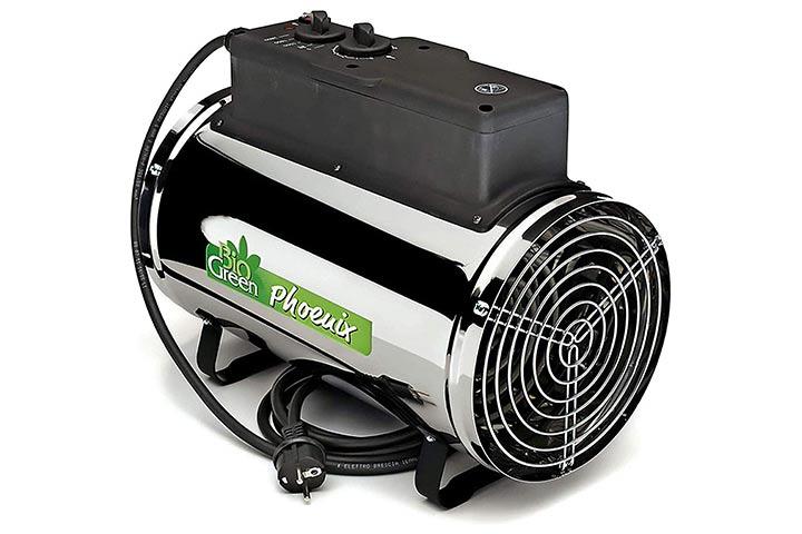 Bio Green Electric Greenhouse Heater